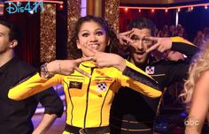 """Video: Zendaya And Val Chmerkovskiy's Quickstep On """"DWTS"""" May 13, 2013"""