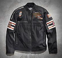 Men's Victory Lane Leather Jacket | Leather | Official Harley-Davidson Online Store