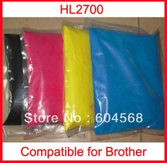 400.00$  Buy now - http://ali28q.worldwells.pw/go.php?t=1650473728 - High quality color toner powder compatible brother HL2700 Free Shipping 400.00$