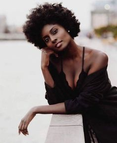 Most Beautiful Black Women Beautiful Dark Skinned Women, Beautiful Black Women, Divas, Curly Hair Styles, Natural Hair Styles, Dark Skin Beauty, Natural Hair Inspiration, Ebony Beauty, African Beauty