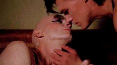 """Just the casual, sweet way Tristan said """"Love you"""" before leaving killed me in this scene- Liz Taylor x Tristan"""