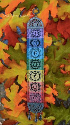 Seven Chakra Wall Tapestry