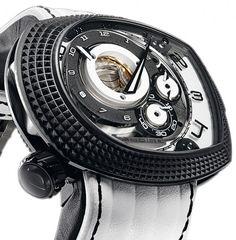 Ladoire | Roller Guardian Time - Punk Rock White | Titan | Uhren-Datenbank watchtime.net