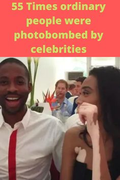 Everyone loves a good photobomb. Whether you're the one doing the bombing or the one being bombed, the results are always hilarious and memorable. But these kinds of photos are even funnier when celebrities join in on the action. Diy Crafts For Girls, Makeup Eye Looks, Couple Romance, Girl Gang, Fall Hair, Kids Decor, How To Memorize Things, Men Casual, Skinny