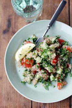 Kvinoa-tabbouleh by Fanni & Kaneli
