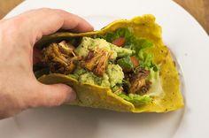 #jackfrucht #tortilla #wraps. #vegan und #glutenfrei