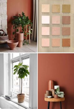 Terracotta in interieur - Leuke ideeën en inspiratie Colorful Interior Design, Colorful Interiors, Living Room Inspiration, Home Decor Inspiration, Baby Room Design, Colour Schemes, House Colors, Home And Living, Interior Decorating