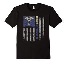 Amazon.com: Nurse T-shirt | I got your six: Clothing