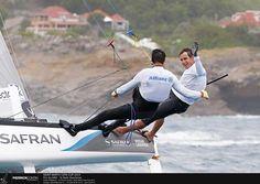 #VOILE : #F18 St-Barth Cata Cup : Morgan Lagravière et Arnaud Jarlegan remportent le tour de l'île >>> http://seasailsurf.com/seasailsurf/actu/8894-St-Barth-Cata-Cup-Morgan-Lagraviere-et-Arnaud