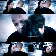 • Our Love is unconditional, we knew it from the start. I see it in your eyes, you can feel it from my heart. •    #fastandfurious #thefateofthefuri... - • It starts with the eyes... • (@mrs_alphatoretto)