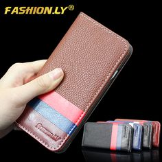 PU Leather Case for Samsung Galaxy J7 J700 J700F Phone Flip Wallet Stand Style Bag Cover Cases for Samsung J7 cell phone