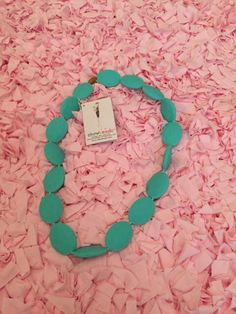 Check out this listing on Kidizen: Turquoise Chewbeads via @kidizen #shopkidizen