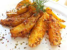 Fırın Patates (lezzet-i Şahane)🤔🤔