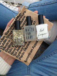 perfect nails.