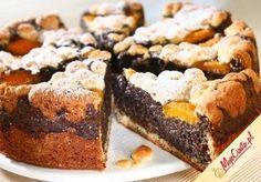 Przepis na Placek makowy Polish Holidays, Polish Desserts, Poppy Seed Cake, Food Cakes, Bake Sale, Holiday Recipes, Oreo, Cake Recipes, Biscuits