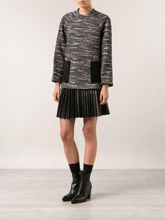 Proenza Schouler Pocket Sweatshirt - Hu's Wear - Farfetch.com