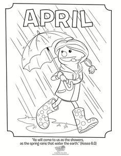 april coloring page hosea 68