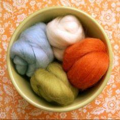 ☠Needle Felting & Wet Felting Instructions   Beginner's Tutorials On How To Felt Wool By Hand â˜
