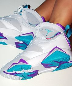finest selection 405d8 0893f Jordan 7. Charlotte Hornets all da baby 704