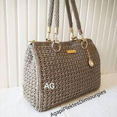 crochet handbag Instagram@Agapi_plektes_dimiourgies