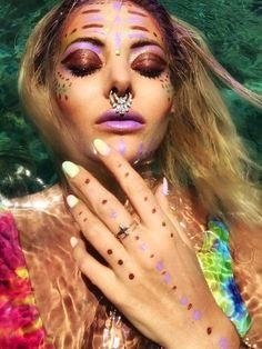 Carnival, Halloween Face Makeup, Carnavals, Carnivals