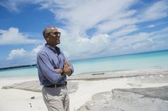 Obama: Climate Change Trends Are 'Terrifying' | Huffington Post