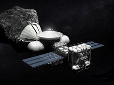 13 Best asteroid mining images | Asteroid mining, Space ...