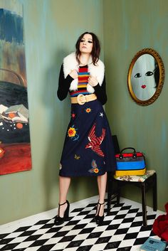 Alice + Olivia Fall 2016 Ready-to-Wear Collection Photos - Vogue