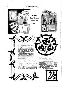 """10 1922/07/09 (A1,N18). : Les Dimanches de la femme : supplément de la """"Mode du jour"""""""