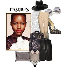"""Fashion Diva...African InVasion"" by the-house-of-kasin on Polyvore"