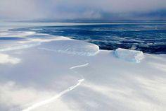 Ross Sea, Antarctica