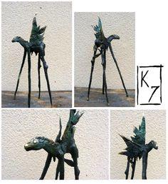 Sculpture Pegasus