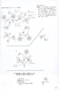 The listing is for an eBook (electronic book)     IN JAPANESE LANGUAGE   Lovely Japanese botanical embroidery ebook in Japanese language. Many