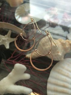 Prince Point Ledge Earrings by adjewelry on Etsy