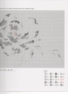 View album on Yandex. Cross Stitch Pillow, Cross Stitch Needles, Cross Stitch Patterns, Hand Embroidery Art, Embroidery Needles, Dmc, Cross Stitch Flowers, Cross Stitching, Blackwork