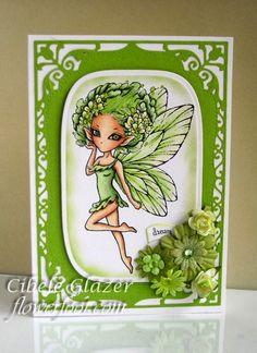 Flower Foot Designs: Dream Fairy
