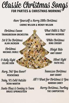Classic Christmas Playlist