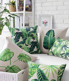 sudeste-de-asia-home-decor-funda-de-almohada-hojas-de-plaacute_tano-cojines-decorativos-selva-lino-del