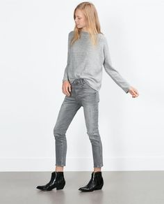 Image 1 of SLOUCHY JEANS from Zara