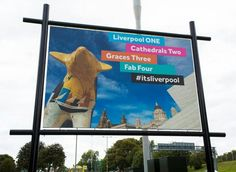 Great sign... Scotland Road Liverpool
