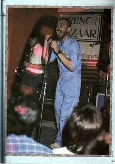 PARAKULTURAL - SABADO 7/6/1986