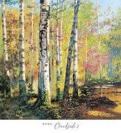 Creekside I Art Print at AllPosters.com