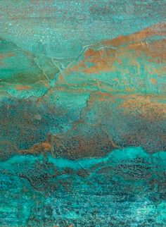 Patina art by Jim Waggeber