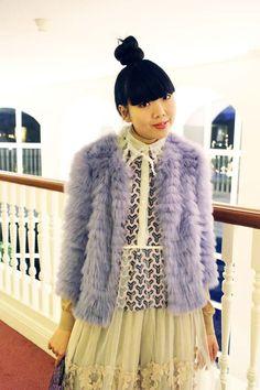 Susie Lau - Style Bubble in Lesia Paramonova : Photo