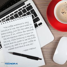 We loved to hear that our client is impressed with Tecnora Classico 106M – Espresso Coffee Maker. Read the entire blog at: http://bit.ly/1O7q4nD