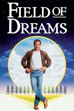 Field Of Dreams | 1989…..If you build it, he will come. That's the ethereal message that inspires Iowa farmer Ray Kinsella (Kevin Costner) to construct a baseball diamond in the middle of his cornfield.