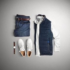 Essentials by flygrids #mensoutfitsmodamasculina