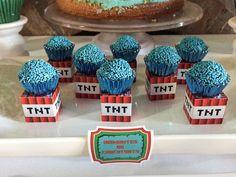 Minecraft Birthday Party Ideas | Photo 4 of 26