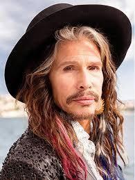 Steven Tyler of Aerosmith, 2016 (Zack Whitford). Brad Whitford, Steven Tyler Aerosmith, Joe Perry, Run Dmc, Led Zeppelin, Rock And Roll, Bands, Musica, Dibujo