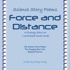 Two r-controlled vowel poems about force and distance - Language Arts integration with science lab activity ideas